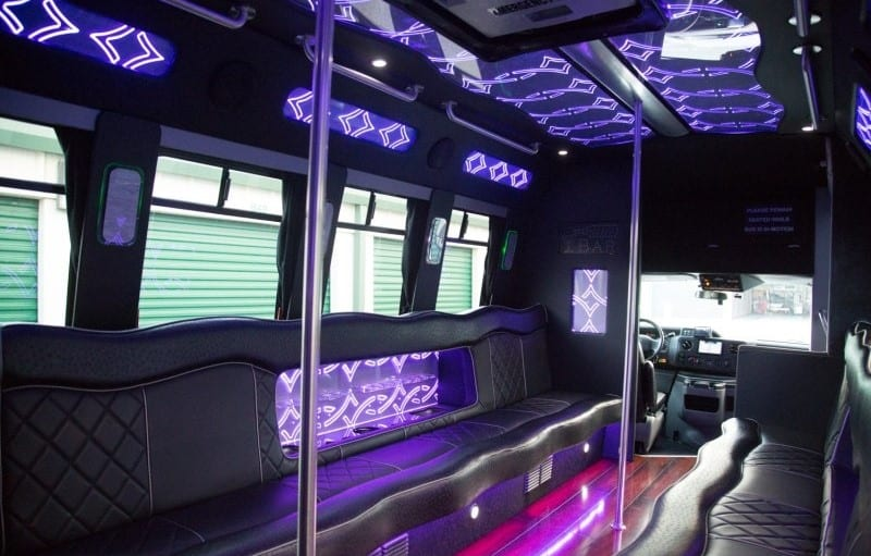 Finding The Right Ashtray For a Party Bus